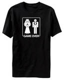 Marriage Game Over T-shirts