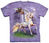 Unicorn Castle T-shirts