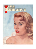 True Romance Vintage Magazine - May 1958 - Anita Ekberg Art
