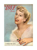 True Love Stories Vintage Magazine - June 1949 - I Stole My Love Prints