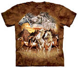 Find 15 Horse Shirts