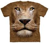 Löwengesicht Tshirt