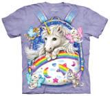 Backpack Unicorn T-shirts