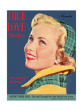True Love Stories Magazine - November 1950 Prints by Charles E. Kulhawy