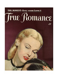 True Romance Vintage Magazine - September 1946 Print