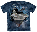 Aircraft Carrier T-shirts
