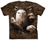 Eagle Moon Eyes T-shirts