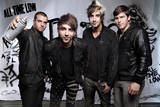 All Time Low - Spray Affischer
