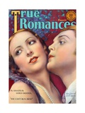 True Romances - May 1929 - Charles Morton - Mary Duncan - William Fox Players Prints by Jr, Leo Sielke