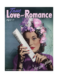 True Love & Romance Magazine - August 1947 Giclee Print