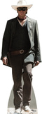 The Lone Ranger Disney Movie -  John Reid/ Lone Ranger (Armie Hammer) Lifesize Standup Cardboard Cutouts