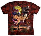 Rex Collage Shirt