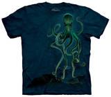 Blæksprutte T-Shirts
