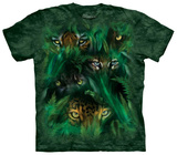 Jungle Eyes Shirts