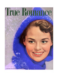 True Romance Vintage Magazine - February 1955 Posters by Leo Aarons