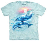 Dolphin Sunset Shirts