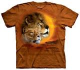 Lion Sun T-Shirts