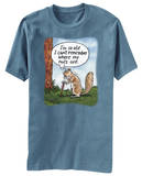 Squirrel - I'm So Old I Can't Remember Where My Nuts Are T-Shirt