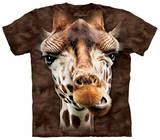 Giraffe Camisetas