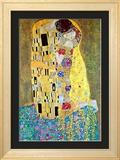 El beso Arte por Gustav Klimt