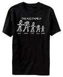 Ass Family T-shirts
