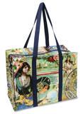 Crystal Ball Shoulder Tote - Tote Bag