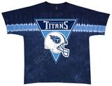 NFL: Titans Logo Banner T-shirts