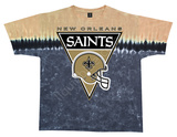 NFL: Saints Logo Banner T-shirts