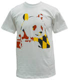 Panda Bear - White Panda (slim fit) T-shirts