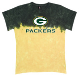 Juniors: Packers Banded Logo T-shirts