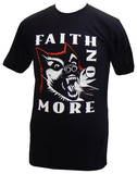 Faith No More - Logo Dog (slim fit) T-shirts