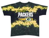 Packers Horizontal Stencil T-skjorte