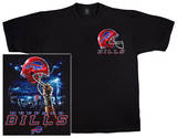 Bills Logo Sky Helmet T-shirts