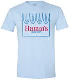 Hamm's Beer - Logo Koszulka