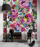 Romantic Pop Wallpaper Mural
