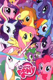 My Little Pony Collage Prints