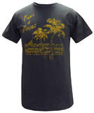 Band of Horses - Palm Trees (slim fit) (slim fit) T-shirts