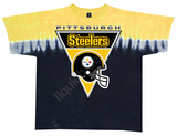 Steelers Logo Banner T-shirts