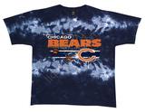 NFL: Bears Horizontal Stencil T-shirts