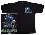 Seahawks Logo Sky Helmet Shirts