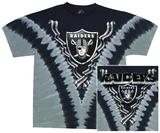 Raiders Logo V-Dye Skjorter
