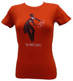 Juniors: The White Stripes - Magician Tshirt