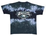 Eagles Horizontal Stencil T-skjorte
