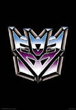 Transformers Decepticon Logo Prints