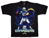 Chargers Quarterback Shirt