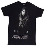 Crystal Castles - Album II (slim fit) T-shirts