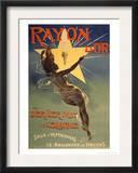 Rayon d'Or, c.1895 Prints by  PAL (Jean de Paleologue)