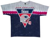 Patriots Logo Banner T-Shirt