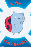 Bravest Warriors - Catbug Cartoon Poster Poster