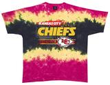 Chiefs Horizontal Stencil Skjorter